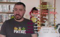 L'adjectif possessif mon, ma, mes, ton, ta .../ Apprendre le français - cours de grammaire