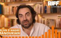 Leçon d'André Manoukian Episode 40 - La Javanaise