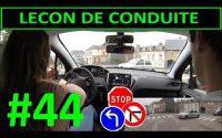 Leçon de conduite #44 - Voir Tous Les Panneaux