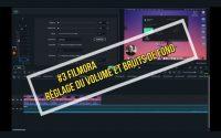 Meilleur Tutoriel Montage édition vidéo avec Filmora 2021 Piste Audio et bruit de fond