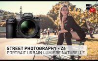 PhoxTV | Tutoriel : Street Photography - Le portrait urbain en lumière naturelle