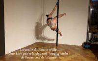 Pole dance tutoriel : Arm V
