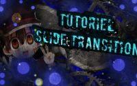SLIDE TRANSITIONS aligth motion TUTORIEL