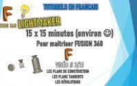 [Tutoriel FUSION 360 pour débutants] [Vidéo n°3/15 ] - 15 x 15 minutes pour maitriser Fusion 360