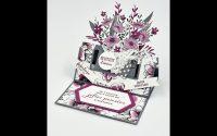 """Tutoriel-Vidéo :  """"Chevalet Floral"""" par Évasions Créatives"""