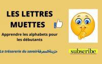 leçon 6: les lettres muettes   تعلم اللغة الفرنسية من الصفر للمبتدئين