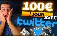 100€ PAR JOUR AVEC TWITTER En Automatique ! Tutoriel complet (stratégie inédite)