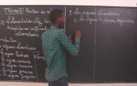 Cours - Cinquième - SVT : Leçon 3 / L'alimentation chez les animaux/ Mr Diallo