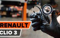 Comment remplacer un roulement de roue arrière sur RENAULT CLIO 3 [TUTORIEL AUTODOC]
