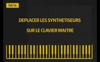 Fastlane Tutoriel Ableton Live - Déplacer les synthés virtuels sur le clavier
