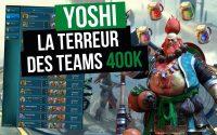 La terreur des teams 400 k : Yoshi | tutoriel raid fr | Raid Shadow Legends FR