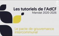 Le pacte de gouvernance intercommunal - Tutoriel