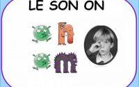 Leçon 21 Le son on (on om) (avec les Alphas et les gestes de Borel Maisonny)
