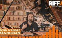 Leçon d'André Manoukian - Ep.15 : La musique modale