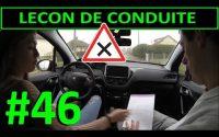 Leçon de conduite #45 - Intersections #1 - Comment voir toutes les intersections