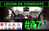 Leçon de conduite #47 - Intersections #2 - Comment voir toutes les intersections