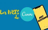 Les BASES de Canva [ tutoriel canva en français ]