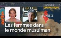 Les femmes dans le monde musulman – Une Leçon de géopolitique #27 – Le Dessous des cartes | ARTE