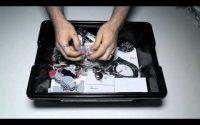 Tutoriel 01 - Robotique Zone01 - Ouverture d'un ensemble de base LEGO Education EV3