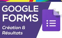 Tutoriel Google Forms débutant en français : créer un formulaire, partager et voir les résultats