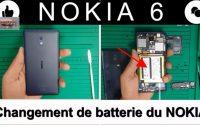 Tutoriel Nokia 6   Changement de batterie   Nokia 6 2018