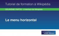 Tutoriel Wikipédia - Deuxième partie : L'interface de Wikipédia