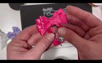 Tutoriel double noeuds bow it all