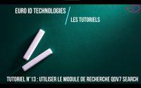 Tutoriel n°13 : Utiliser le module de recherche QDV7 Search