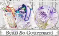 """[Tutoriel] """"Seau So Gourmand"""" par Coul'Heure Papier"""