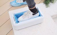Tutoriel vidéo sur la préparation du distributeur de couvre-chaussures Beper C206UTI001