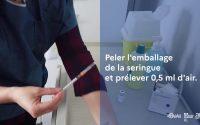 Vacciner contre la Covid-19 avec le vaccin AstraZeneca - Tutoriel