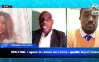 """""""POLEMIQUE DE LA SEMAINE"""" : SENEGAL, aprés le retour au calme, quelle leçon retenir?"""