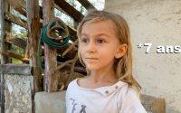 A 7 ans elle nous offre une belle leçon de vie pour la Nature (Vous en pensez quoi ?)