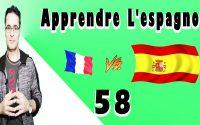 Apprendre l'espagnol (débutants) leçon: 58