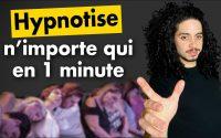 Apprends à hypnotiser n'importe qui en 1 minute   tutoriel d'hypnose facile et rapide