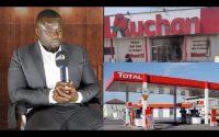 Auchan, Total et France dégage : Papa Sow donne une leçon aux...