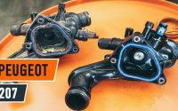 Comment remplacer un calorstat sur PEUGEOT 207 [TUTORIEL AUTODOC]