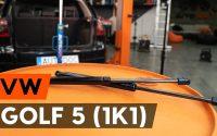 Comment remplacer verin de coffre sur VW GOLF 5 (1K1) [TUTORIEL AUTODOC]