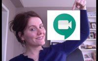 Comment rencontrer vos élèves à l'aide de Google Meet- tutoriel en français pour les enseignants