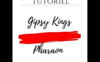 Gipsy Kings - Pharaon - Tutoriel ( Rumba Gitane)