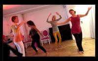 """HK - """"Danser encore"""" - Chorégraphie (démo et tutoriel) de Régine Petit"""