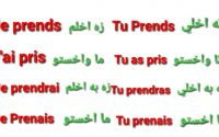 Leçon 276 : La Conjugaison du Verbe Prendre - Prendre au Présent - conjugaison Française
