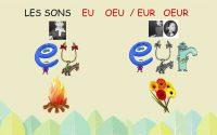 Leçon 33 les sons eu et eur (oeu oeur) (avec les alphas et les gestes de Borel Maisonny)