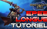 MH Rise - Tutoriel Épée Longue (English Subtitles)