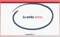 Nouvelle version du cours de français pour débutants. Leçon 4