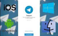 #PARTAGE : Tutoriel rapide - Comment utiliser TELEGRAM - Regarde la vidéo et rejoins-nous