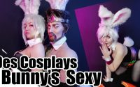 Riven et Draven Battle Bunny's - Feat Dianae - Costumes et Makeup Tutoriel