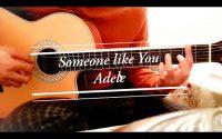 Someone Like You - Adele • Accords Guitare  🎸 Version Originale  🎸 #Tutoriel