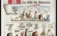 Sửa bài tập tiếng Pháp  Taxi 2 Leçon 25   La télé de demain
