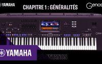Tutoriel GENOS - Chapitre 1 : Généralités | Yamaha Music
